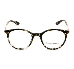 Óculos Dolce Gabbana DG 3292 911 50 - Grau