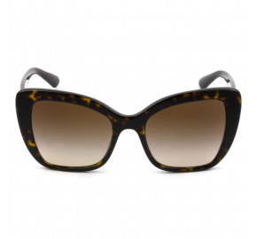 Dolce & Gabbana DG4348 - Turtle/Marrom Degradê 502/13 54mm