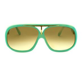 Evoke EVK 01 - Verde/Marrom Degradê - Óculos de Sol