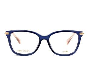 Óculos Jimmy Choo 174 OLT 53 - Grau