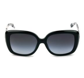 Michael Kors Klosters MK2081 - Óculos de Sol 30058G Preto/Mesclado Lentes 56mm