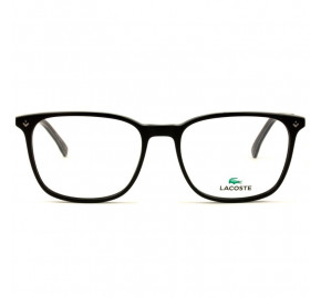 Lacoste L2805 - Preto/Grafite 001 56mm - Óculos de Grau
