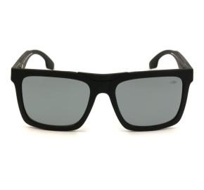 Mormaii Long Beach M0064 - Preto Fosco/Cinza Espelhado AEQ09 56 - Óculos de Sol