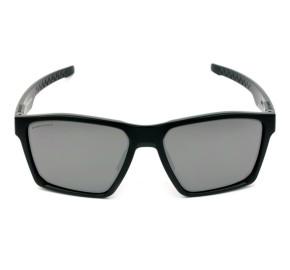 Oakley Targetline OO9397 - Preto Fosco/Cinza Prizm Semi Espelhado 55mm - Óculos de Sol