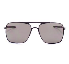 Oakley Deviation OO4061L - Preto Fosco/Cinza 01 59mm - Óculos de Sol