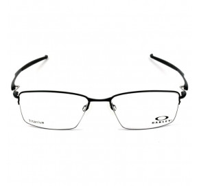 Oakley Lizard OX5113 - Óculos de Grau 0156 Satin Black Lentes 56mm