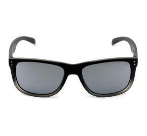 HB Ozzie 90140  - Preto Fosco/Cinza Espellhado - Óculos de Sol