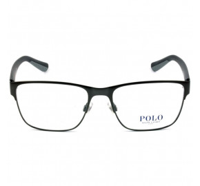 Polo Ralph Lauren PH1186 - Grafite/Preto 9157 56mm - Óculos de Grau