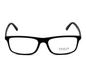 Polo Ralph Lauren PH2197 - Preto Fosco 5284 56mm - Óculos de Grau
