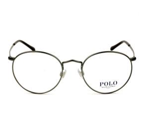 Polo Ralph Lauren PH1179 - Chumbo/Preto 9157 51mm - Óculos de Grau