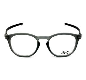 Oakley Pitchman R Carbon OX8149 - Cinza 0250 50mm - Óculos de Grau