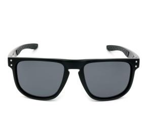 Oakley Holbrook R OO9377 - Preto Fosco/Cinza 55mm - Óculos de Sol
