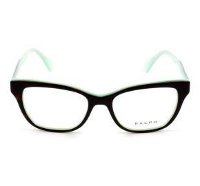 Ralph Lauren RA7099 Turtle/Verde 601 51mm - Óculos de Grau