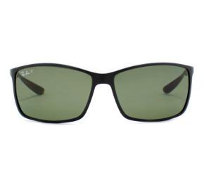 Ray Ban Lite Force RB4179 - Preto/G15 Polarizado 601S/9A 62mm - Óculos de Sol