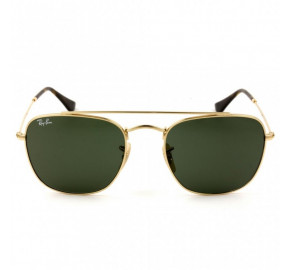 Ray Ban RB3557 - Dourado/G15 001 54mm - Óculos de Sol