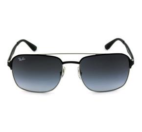 Ray Ban RB3570 - Preto/Cinza Degradê 9004/8G 58mm - Óculos de Sol