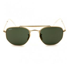 Ray Ban Marshal RB3648 Dourado/G15 001 54mm - Óculos de Sol