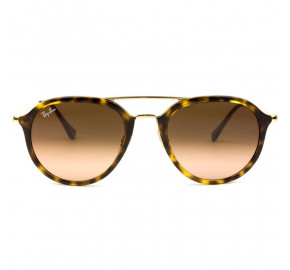 Ray Ban RB4253 - Turtle/Marrom Degradê 710/A5 53mm - Óculos de Sol