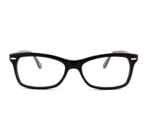 Óculos de Grau Evoke Rocks 03 Silver Black Laser Demo Lens