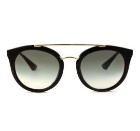 Óculos Prada Cinema SPR 23S - Preto/Cinza Degradê 1AB-0A7 52mm - Óculos de Sol
