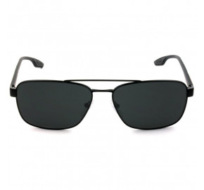 Óculos Prada SPS 51U - Preto/Cinza 1AB-5S0 62mm - Óculos de Sol