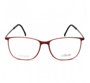 Silhouette SPX1559 - Vermelho 40 6063 51mm - Óculos de Grau