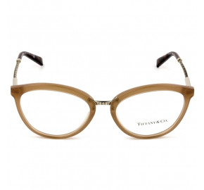 Tiffany & Co. TF 2173 - Óculos de Grau Bege 8252 Lentes 53MM