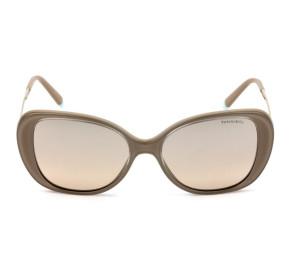 Tiffany & Co. TF 4156 - Óculos de Sol Bege 8272/3D Lentes 55MM