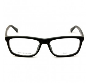 Tommy Hilfiger TH1526 - Preto Fosco 003 54mm - Óculos de Grau