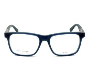 Tommy Hilfiger TH1282 - Azul Fosco 6Z1 54mm - Óculos de Grau