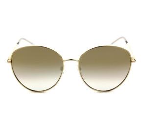 Tommy Hilfiger TH1649/S - Dourado/Marrom Degradê RHLFQ 58mm - Óculos de Sol