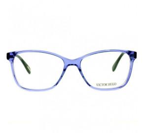Victor Hugo VH1705S - Lilás/Mesclado 0916 53mm - Óculos de Grau