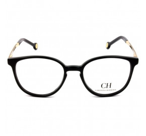 Óculos Carolina Herrera VHE 759N - Preto/Nude 0700 50mm - Óculos de Grau