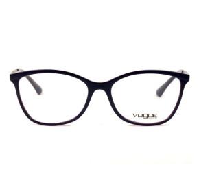 Vogue VO5077-L - Azul/Roxo 2454 54mm - Óculos de Grau