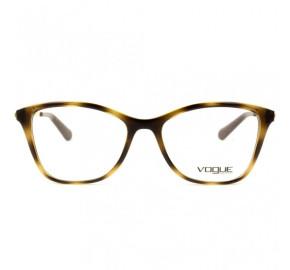 Vogue VO5152-L - Turtle/Dourado W656 52mm - Óculos de Grau