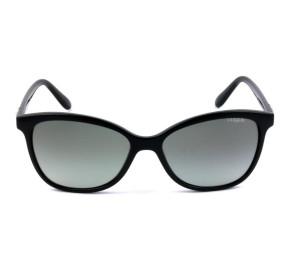 Vogue VO 5185-BL - Preto/Cinza Degradê W44/11 56mm - Óculos de Sol