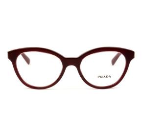 Óculos Prada VPR 11R UAN -101 50 - Grau