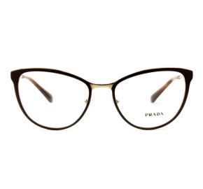 Óculos Prada VPR 55T DHO-1O1 54 - Grau