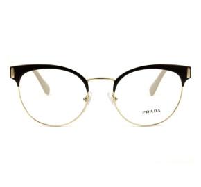 Óculos Prada VPR 63T DHO-1O1 52 - Grau